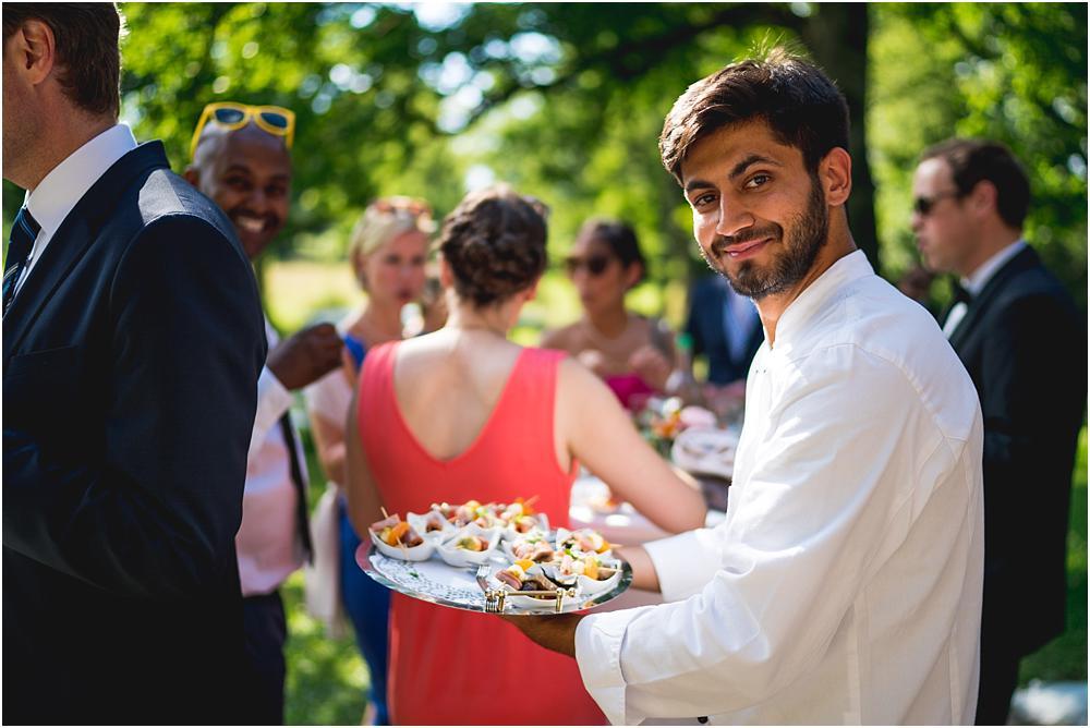Hochzeit in Fulda auf Schlossfasanerie