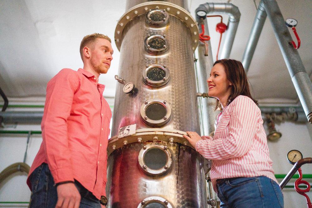 Destillerie Schlitz