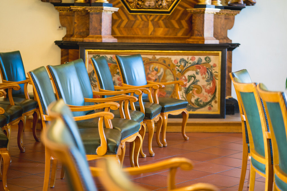 Standsamt Fulda - Schlosskapelle